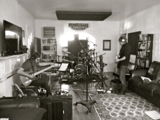 Daniel, Scotty, and Ben tracking!